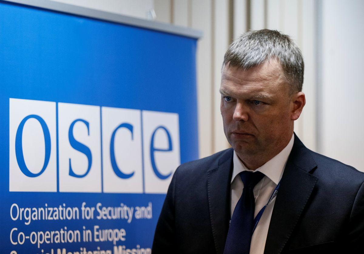 В ОБСЕ заявили о возможности завершить войну в