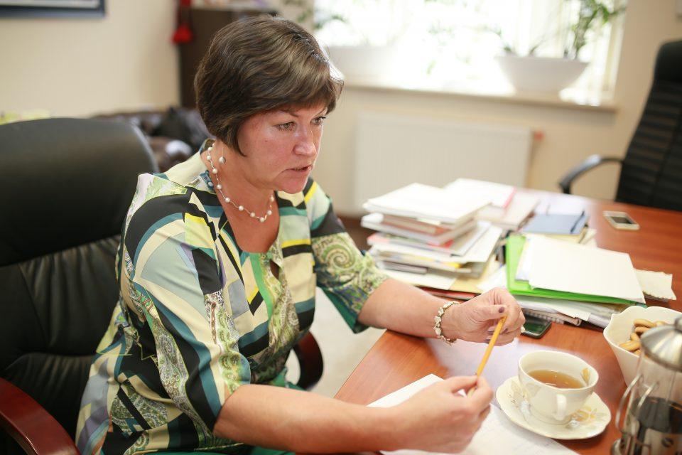 Ирина Акимова политик