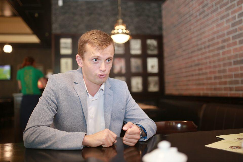 Политолог Руслан Бортник