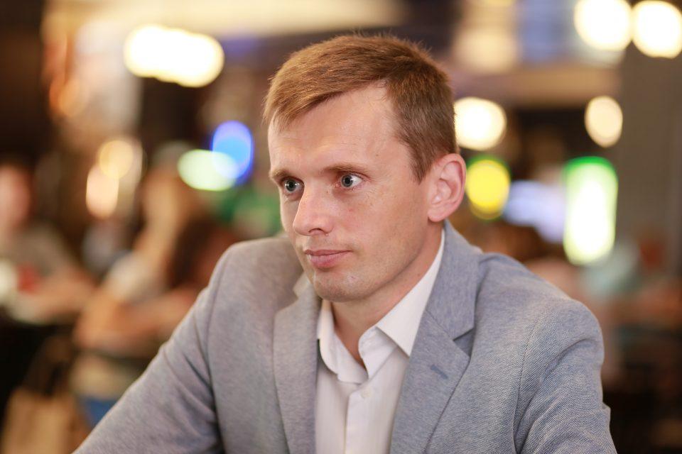 Политический эксперт Руслан Бортник