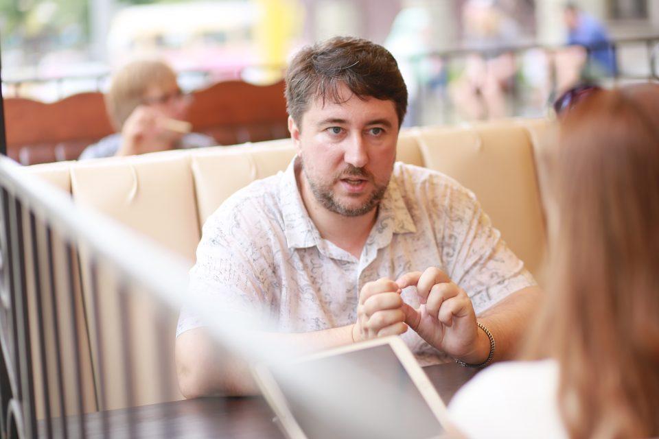 Юрий Гаврилечко интервью