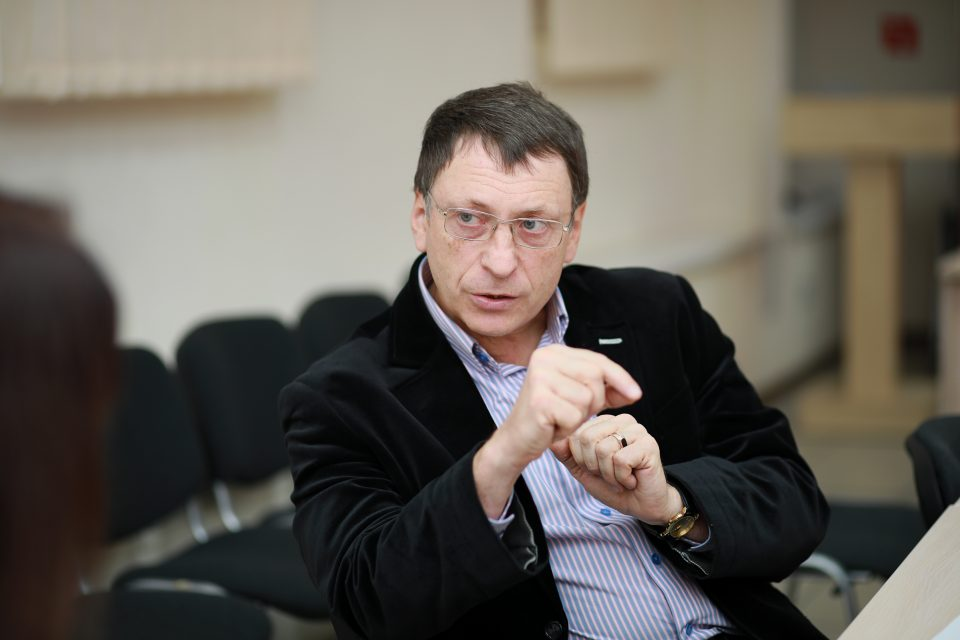 Игорь Пиляев интерью