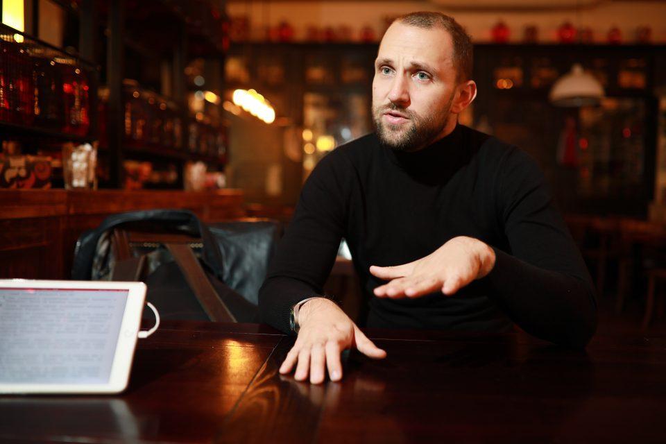 Алексей Якубин интервью